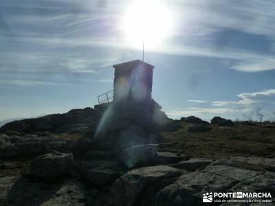 La Cachiporrilla - Altos del Hontanar; montañismo madrid; rutas montaña;rutas por la comunidad de